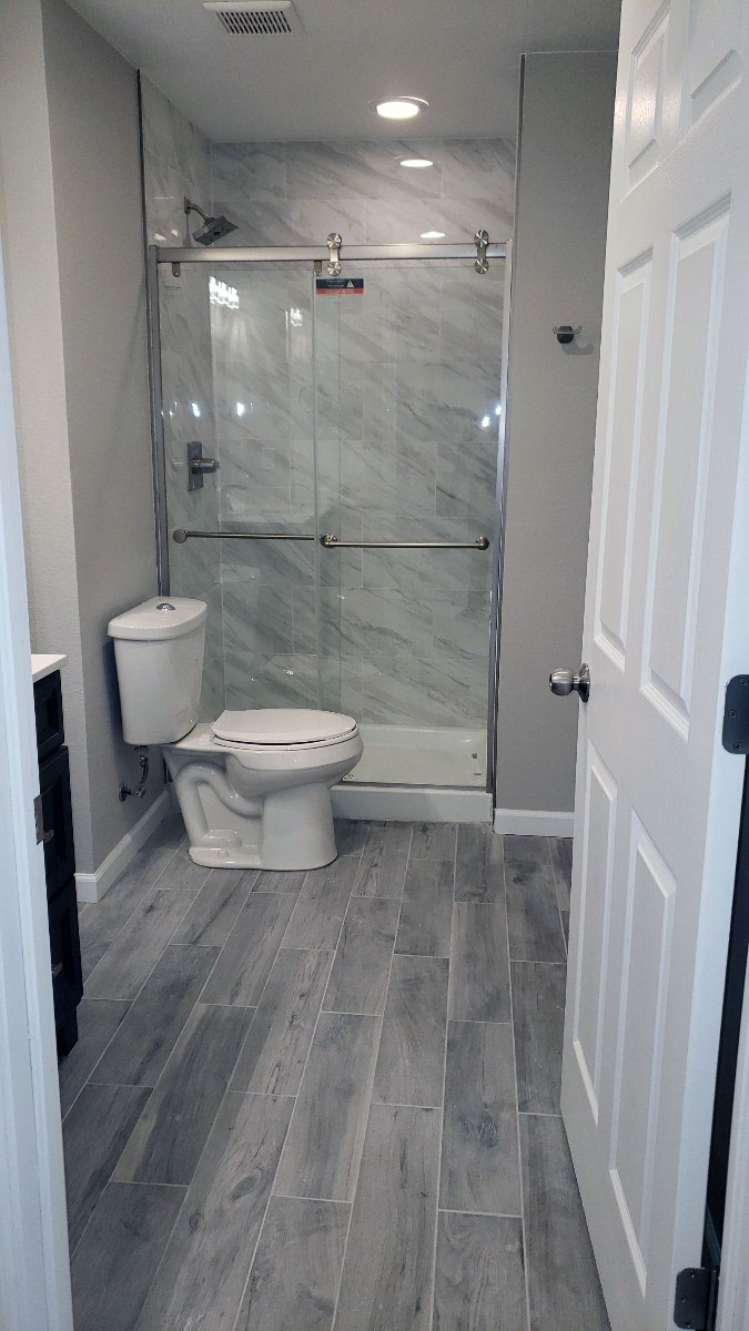 Finished Basement Bathroom Erie Colorado
