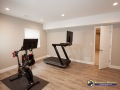 Gym - Denver Basement Finishing and Remodeling