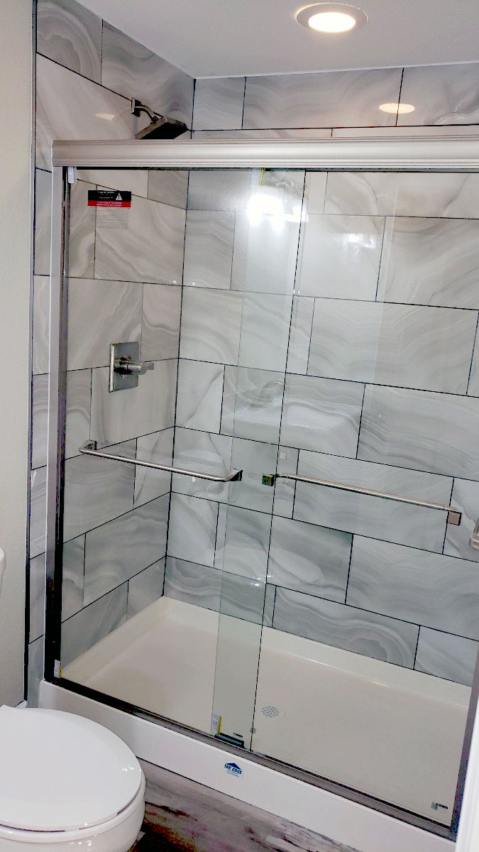 Tile Shower Erie Colorado