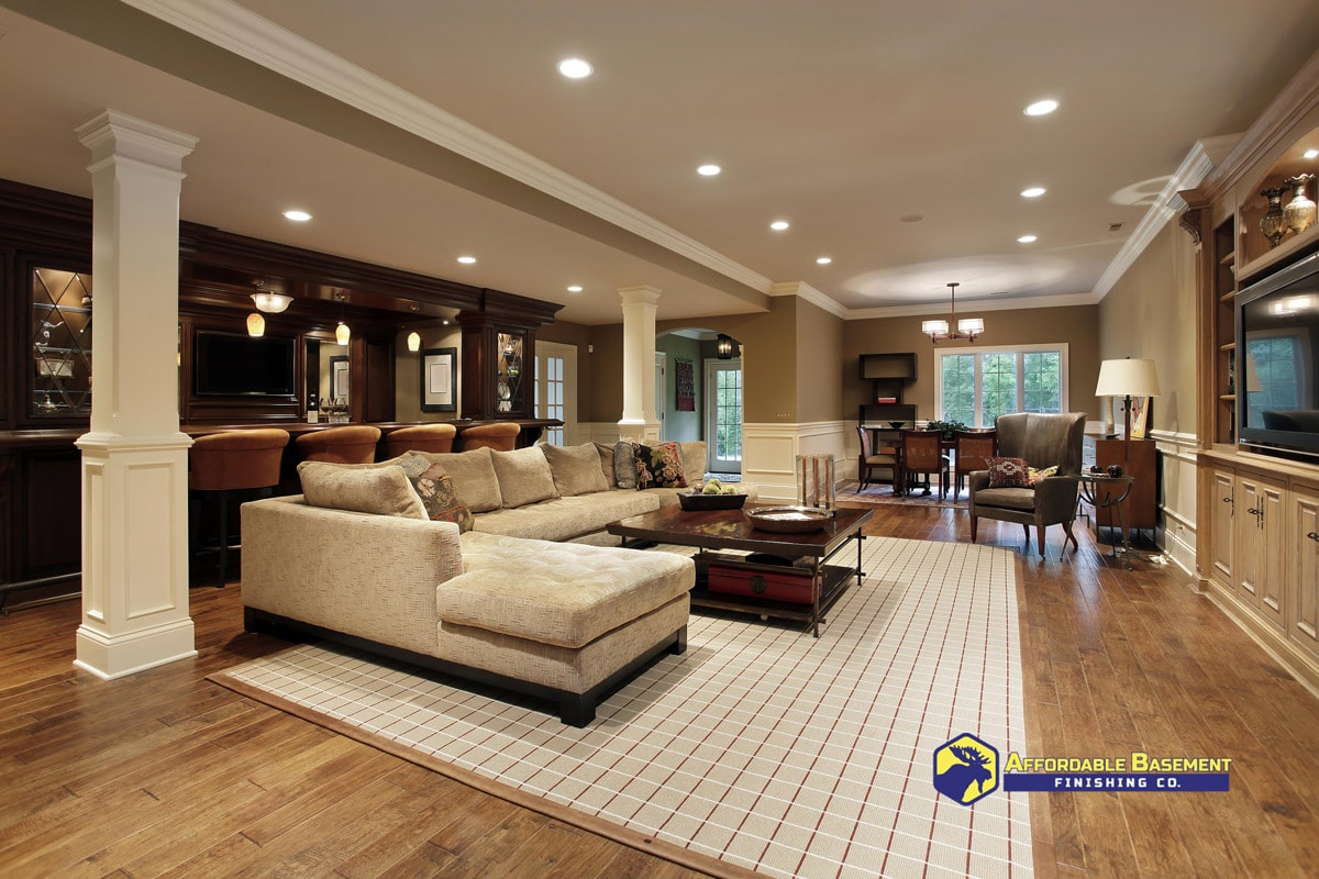 What Does It Cost To Finish Your Basement In Denver Colorado
