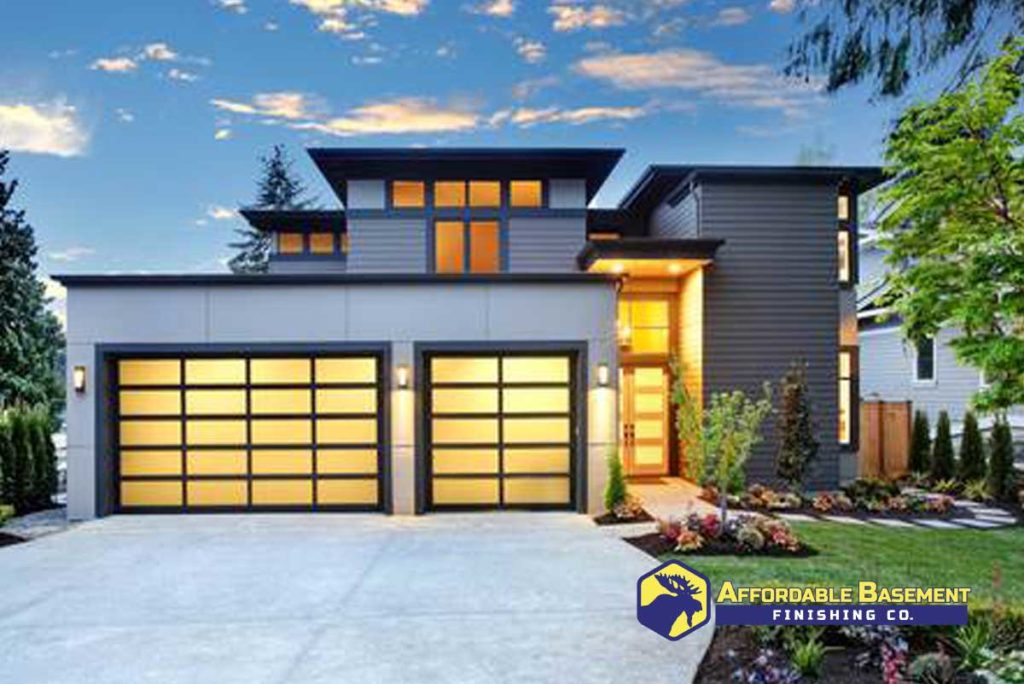 Custom Garage in Denver