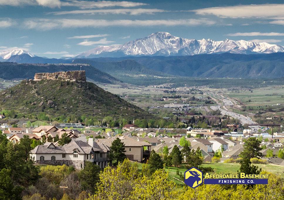 Castle Rock Colorado